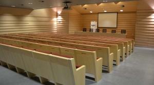 auditori edifici CeDiCo Parc de Gardeny